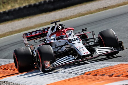 Kubica Zandvoort F1 2021
