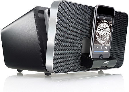 Gear4 DUO 2.1, altavoces para iPod