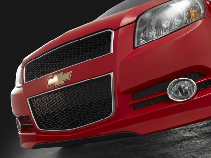 Chevrolet Aveo, nuevas imágenes