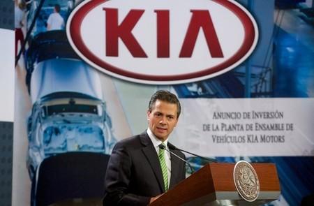 Kia confirma que construirá una factoría en México