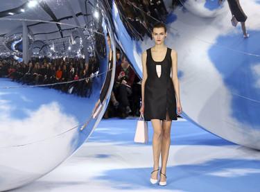 Christian Dior Otoño-Invierno 2013/2014: Memory dresses