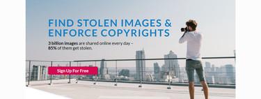 Copytrack, una herramienta gratuita para comprobar si nos han robado una foto y reclamar nuestros derechos