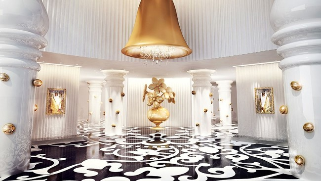 Hotel de lujo Qatar