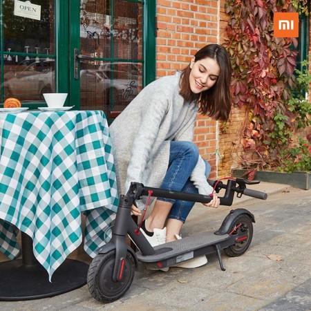 Patinete eléctrico Xiaomi M365 en oferta en AliExpress por 316 euros con envío gratis desde España
