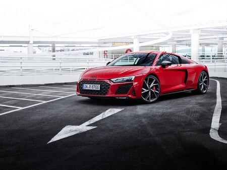 Audi R8 V10 Performance Rwd 2021 017