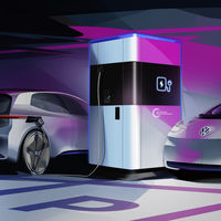 """Este """"powerbank"""" de Volkswagen podrá cargar tu coche eléctrico en cualquier lugar en 17 minutos"""