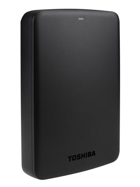 Disco duro externo de 3 TB Toshiba Canvio Basics por 99 euros