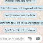 WhatsApp añade un aviso cuando bloqueas a alguien y te permite desbloquear más fácilmente