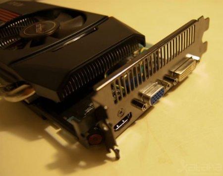 NVidia GTX 550 Ti