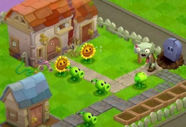 Tráiler De Lo Más Adorable De Plants Vs Zombies Adventures