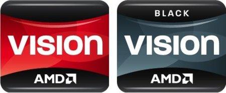 AMD Vision logos