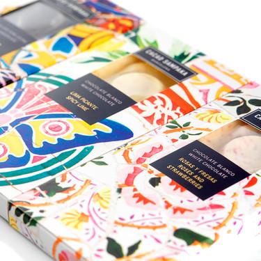 Cacao Sampaka homenajea a Gaudí con una edición especial