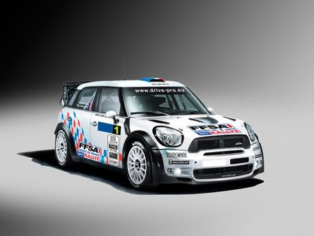 Pierre Campana correrá en Alsacia y Alemania con un Mini Countryman WRC