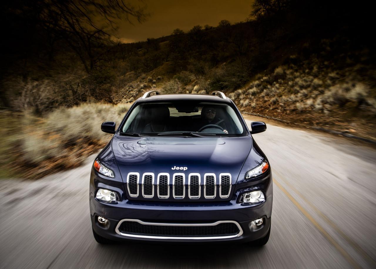 Foto de 2014 Jeep Cherokee (1/4)