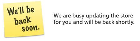 Apple Store cerradas... ¡dos horas antes!