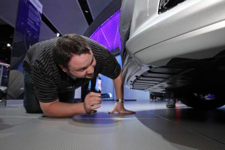 Salones del Automóvil, el momento ideal de los fabricantes para espiar a la competencia
