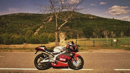 Aprilia RS125 2001