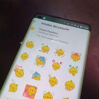 WhatsApp para Android ya tiene stickers animados en México, así puedes probarlos