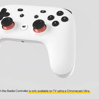 El mando de Stadia no será inalámbrico al jugar en el móvil en el lanzamiento