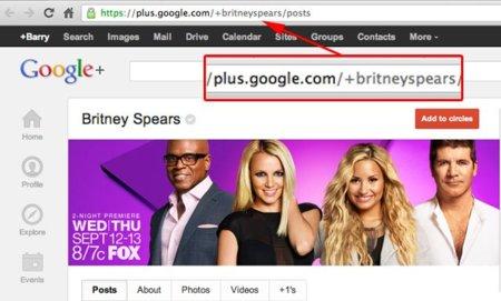 Lo que se esconde tras los términos de uso de las vanity urls de Google+