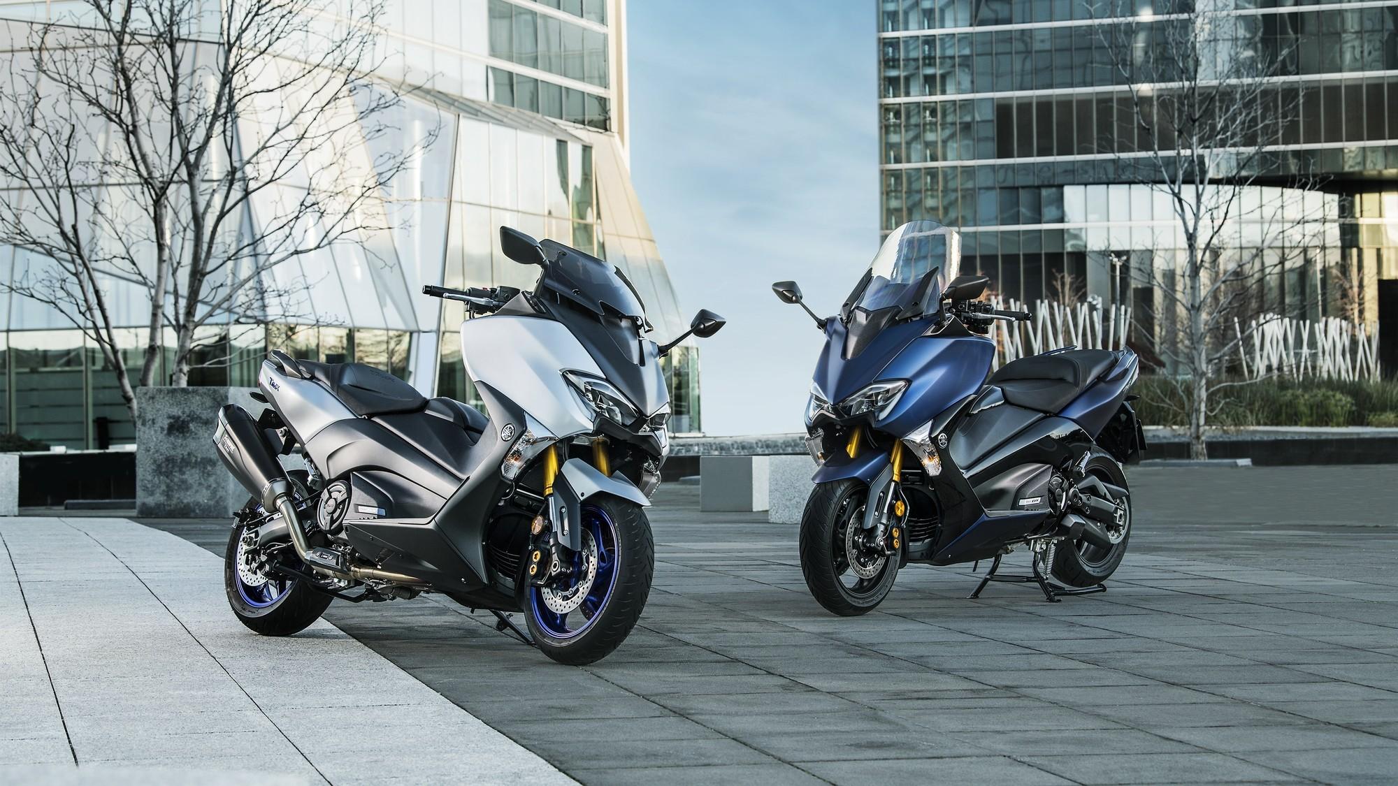 Foto de Yamaha TMax SX Sport Edition 2018 (16/34)