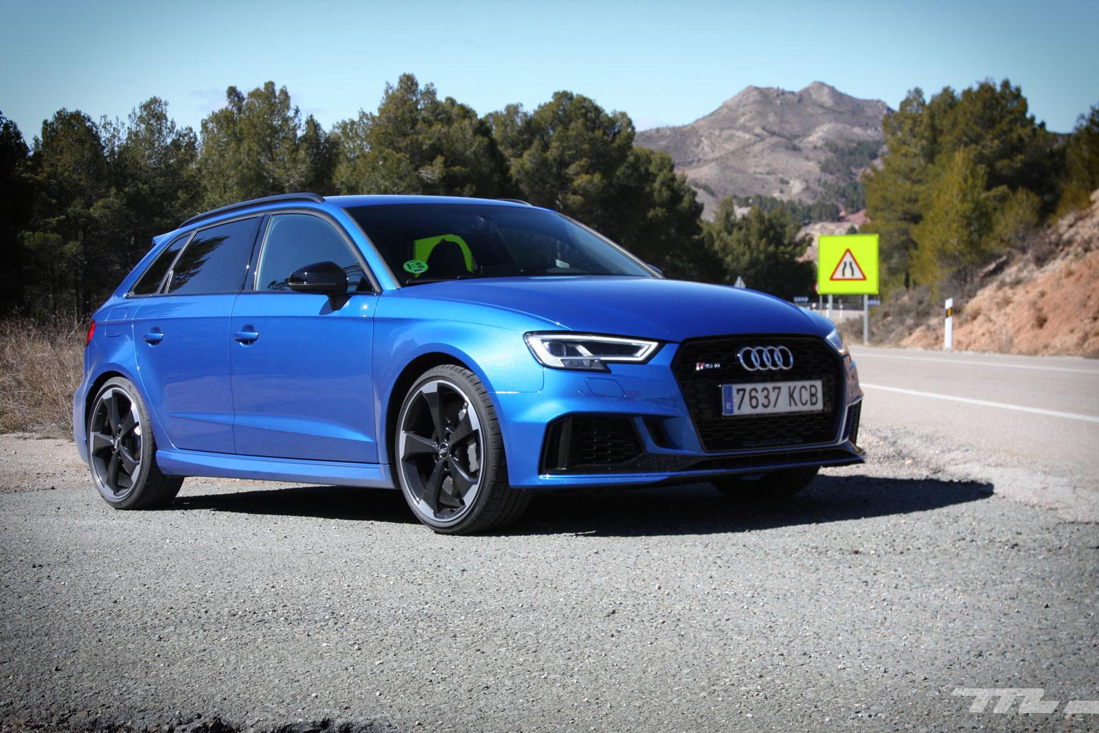 Foto de Audi RS3 Sportback (prueba) (9/31)