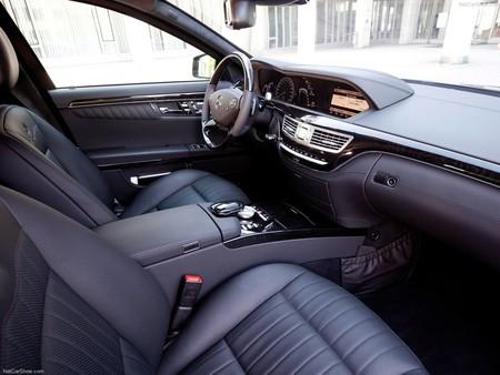 Mercedes Benz S600 Pullman Guard 2011 1280