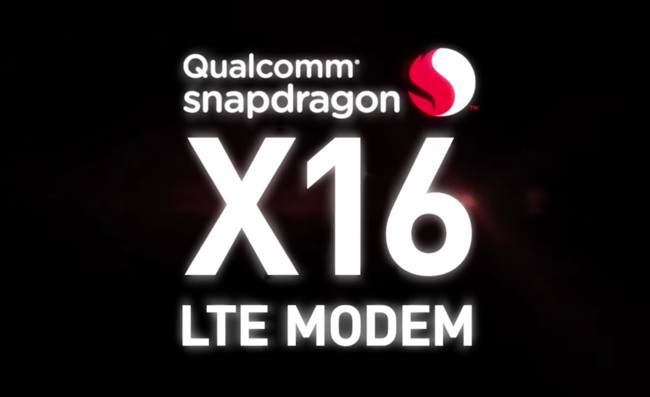 Modem 4G de Qualcomm