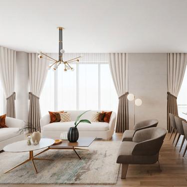 Puertas abiertas: apartamentos Radisson Residences Vadistanbul en Turquía