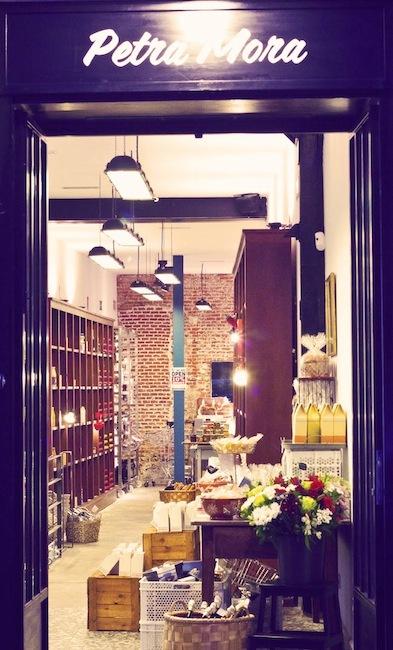 Petra Mora, el primer minimarket gourmet on-line