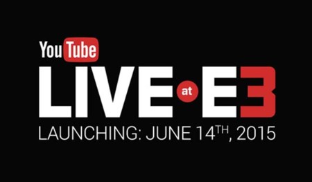YouTube preparado para cubrir el E3 2015