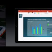 Office será compatible con el nuevo Apple Pencil del iPad Pro