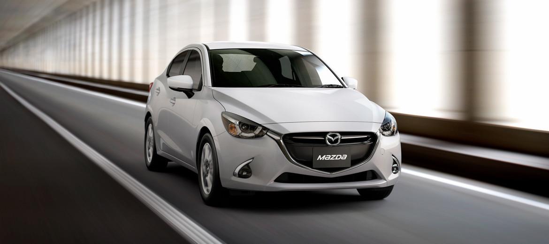Foto de Mazda 2 Sedán (11/16)