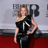 kylie minogue Brit Awards 2014