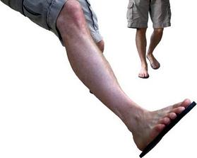 Sandalias sin correas