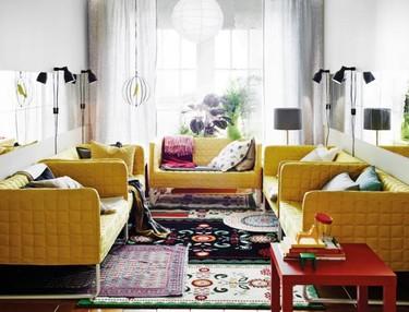 Catálogo Ikea 2015: novedades para el salón