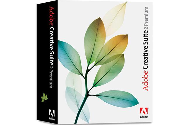 Adobe Creative Suite 2 - ahora gratuito con Adobe ID