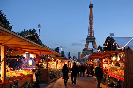 Los Mejores Mercadillos De Navidad De Paris