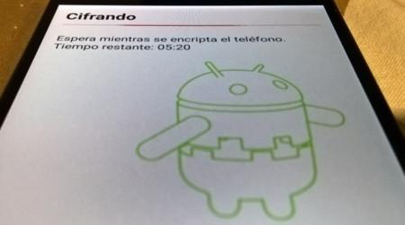 Cifrado Android