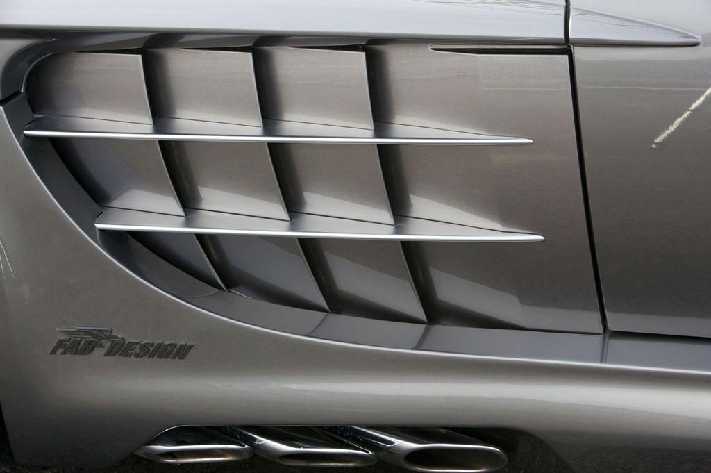 Foto de Mercedes SLR por FAB Design (8/10)