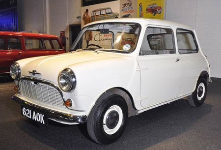50 años del Mini
