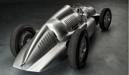 Auto Union Type D Silver Arrow