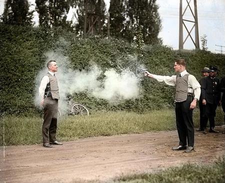 25 geniales fotografías históricas coloreadas