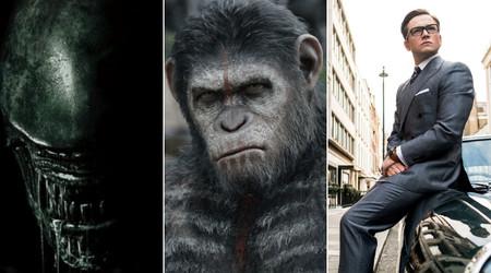 Disney confirma que habrá nuevas películas de 'Alien', 'Kingsman' y 'El planeta de los simios' tras la compra de Fox