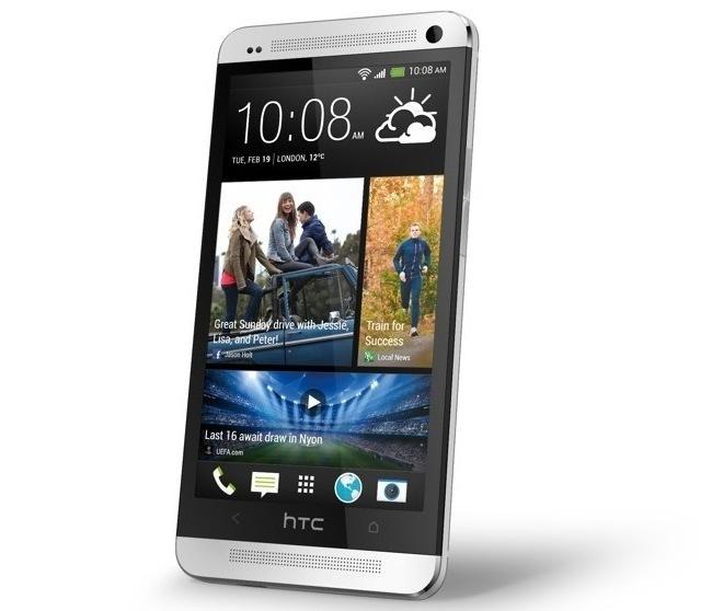 HTC One con Sense 5