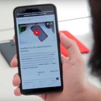 OnePlus 5T 128GB+8GB, con envío desde España y dos años de garantía, por 539 euros con este cupón