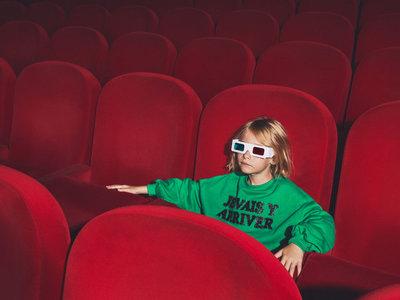Los niños ya no visten como antaño, ahora son más estilosos que tú y que yo (palabra de Zara Kids)