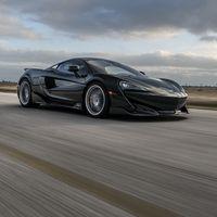 Hennessey dispara la potencia del McLaren 600LT por encima de los 1,000 hp