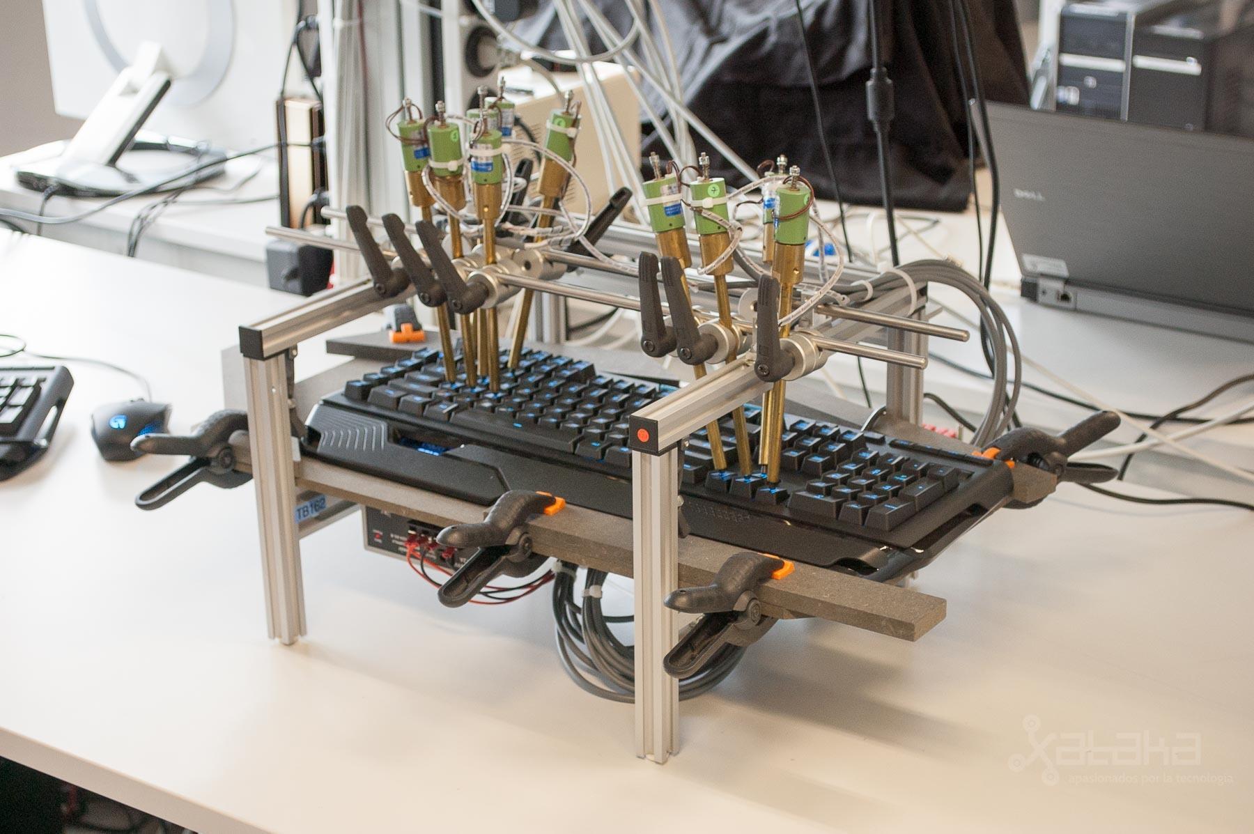 Foto de Logitech Lausanne, visita a sus laboratorios (35/49)