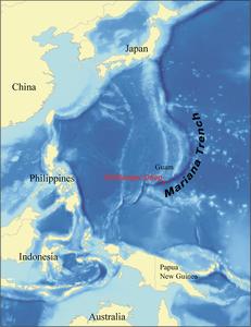 """Los secretos """"más profundos"""" de las Marianas"""